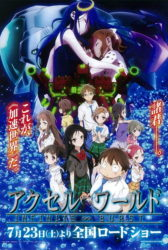 Accel World: Infinite Burst BD Sub Indo