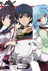 IS: Infinite Stratos S2 BD Sub Indo
