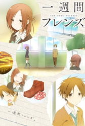 Isshuukan Friends. BD Sub Indo