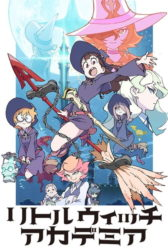 Little Witch Academia BD Sub Indo