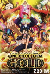 One Piece Film: Gold BD Sub Indo