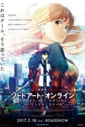 Sword Art Online Ordinal Scale BD Sub Indo